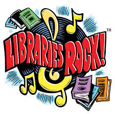 Libraries Rock Summer Library Logo